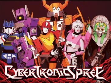 The Cybertronic Spree: Main Image