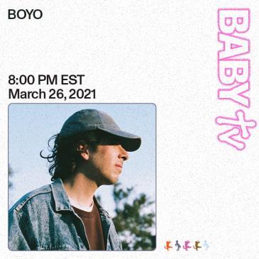 BABY TV Presents: BOYO: