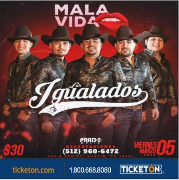 LOS IGUALADOS: Main Image