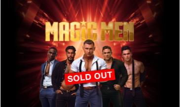 Ladies Night - Magic Men: Main Image