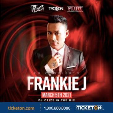 FRANKIE J: Main Image