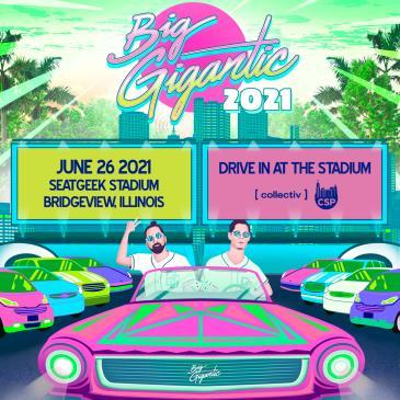 June 26: Big Gigantic LIVE: Main Image