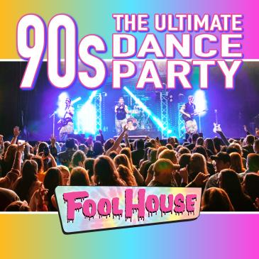 90s Dance Party w/ Fool House in Fort Wayne-img