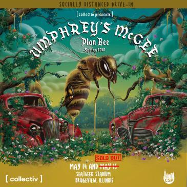 May 14 - Umphrey's McGee LIVE - Night #1: Main Image