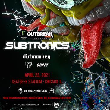April 24 - Subtronics LIVE (NEW DATE): Main Image