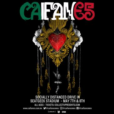 May 8 - Caifanes LIVE - Night #2: Main Image