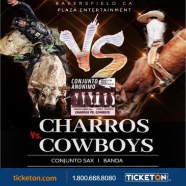 CHARROS VS COWBOYS