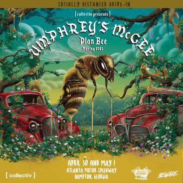 Night 1: Umphrey's McGee Plan Bee Tour: Main Image