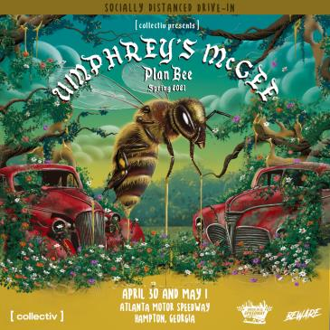 Night 2: Umphrey's McGee Plan Bee Tour: Main Image