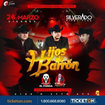 LOS HIJOS DE BARRON