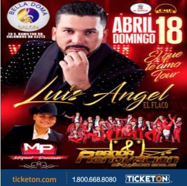 """LUIS ANGEL """"EL FLACO"""" Y BANDA RENOVACION: Main Image"""
