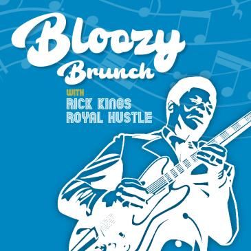 Bloozy Brunch with Rick Kings Royal Hustle: Main Image