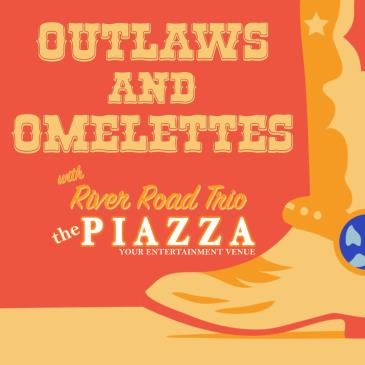 Outlaws and Omelettes with River Road Trio: Main Image