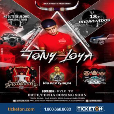 TONY LOYA