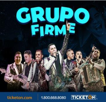 GRUPO FIRME TOUR 2021: Main Image