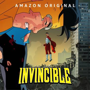 Invincible - Season 1, Episodes 1 & 2 (Media):