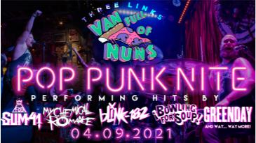 Pop Punk Nite with Van Full of Nuns [SOLD OUT]: Main Image