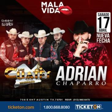 ADRIAN CHAPARRO Y LOS CUATES DE SINALOA