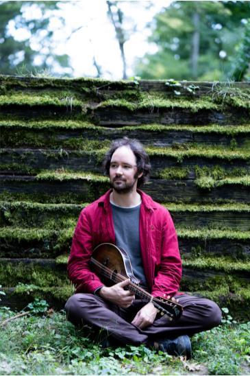 Andrew Marlin (of Mandolin Orange) - with Bowregard: Main Image