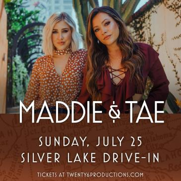 Maddie & Tae w/ Special Guests: Main Image