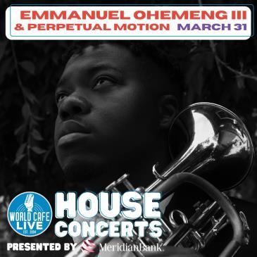 Emmanuel Ohemeng III and Perpetual Motion: