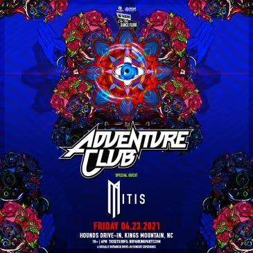 Adventure Club + Mitis- NORTH CAROLINA - CANCELLED: Main Image