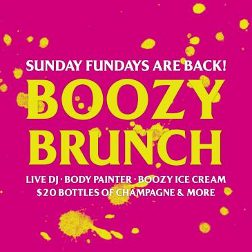 Boozy Brunch: Main Image
