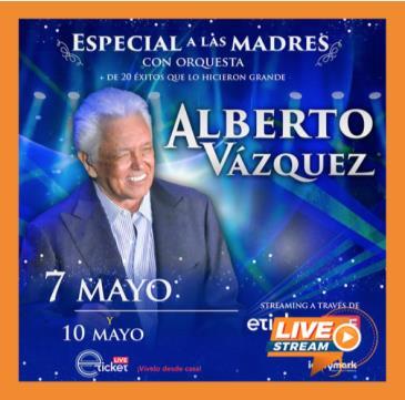 ALBERTO VAZQUEZ: Main Image
