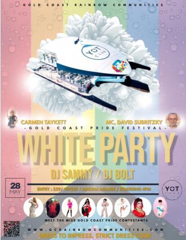 Pride White Party: Main Image