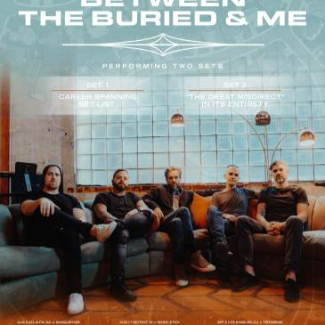NEW DATE - Between the Buried and Me-img
