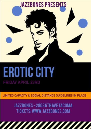 Erotic City : Second Show Added!: Main Image