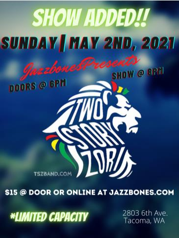 Two Story Zori : Second Show Added!: Main Image