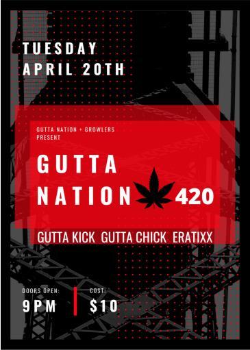 Gutta Nation 420: Main Image