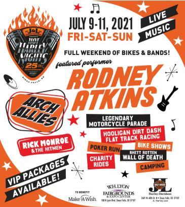 Hot Harley Nights - 25th Anniversary Edition: