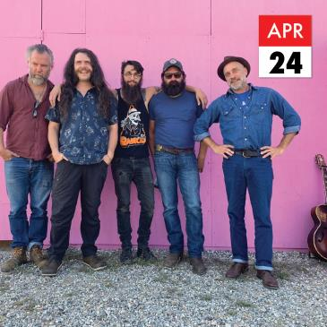 5PTS Outdoors: Hackensaw Boys w. Jared Stout Band, Zoë Nutt: Main Image