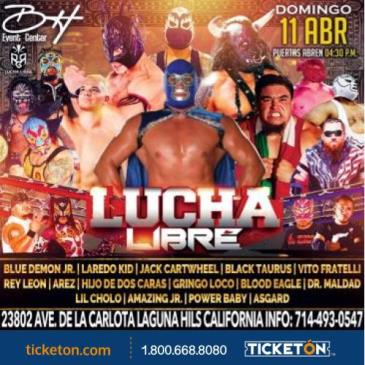 LUCHA LIBRE MEXICANA: Main Image