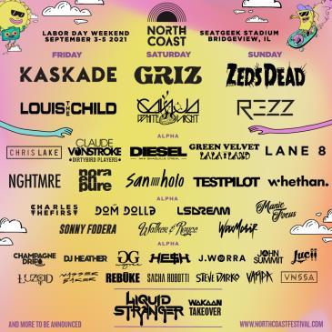 North Coast Music Festival 2021: Main Image