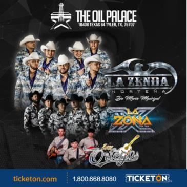 LA ZENDA NORTENA , TYLER,TX: Main Image