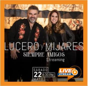 LUCERO Y MIJARES: Main Image