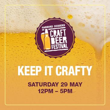 Craft Beer Festival - Harbord Diggers