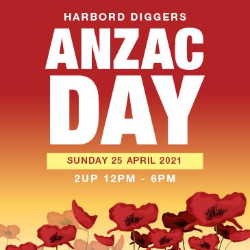 Anzac Day 2UP at Harbord Diggers-img