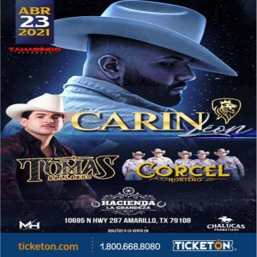 CARIN LEON EN AMARILLO TX: Main Image
