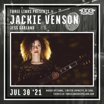 Jackie Venson: Main Image