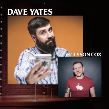 Dave Yates w/ Tyson Cox: Main Image