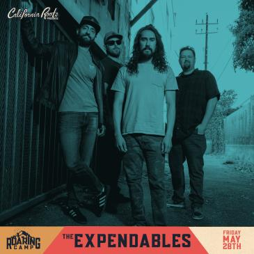 The Expendables & Iya Terra with Matt Masih:
