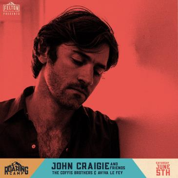 John Craigie & Friends w/ The Coffis Brothers & Aviva Le Fey: Main Image