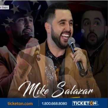 "MIKE SALAZAR "" PA'L GABACHO"" RECARGADO: Main Image"