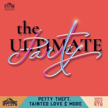 The Ultimate Pod Party w/ Petty Theft, Tainted Love & More: Main Image