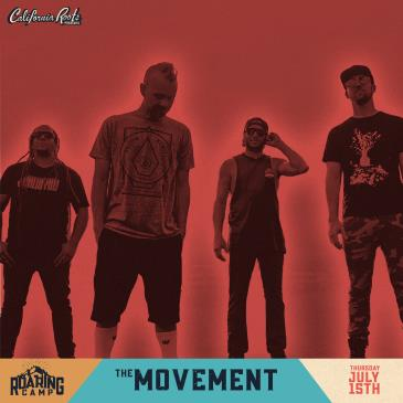 The Movement with Johnny Cosmic: Main Image