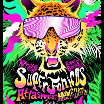 SOLD OUT: Superfonicos w/ Atlas Maior and Nemegata-img